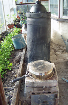 DIY rocket stove
