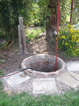 Digging a well DIY
